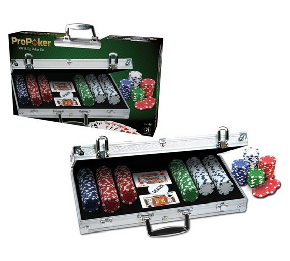 Zestaw pokera allegro