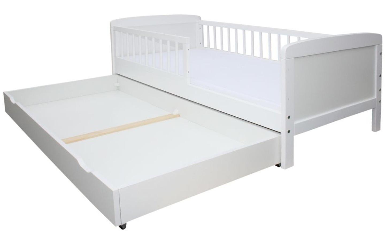 łóżko 160x70 Materac Szuflada 2w1 Tapczanik