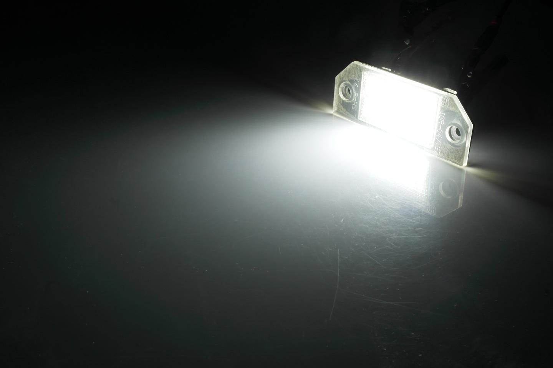 019s28 Lampki Podświetlenia Tablicy Rejestracyjnej Led Ford Focus Ii Do 2008 C Max