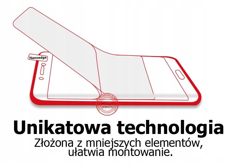 - 5d NANOEDGE folia cał ekran Samsung Galaxy S7 EDGE | Wyjątkowe etui na telefony - etui-gsm.pl