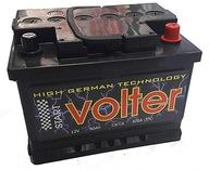 Аккумулятор VOLTER 60AH 600 A