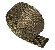 Zbrojony bazaltowy bandaż termoizolacyjny 4mm 5m