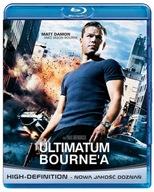 ULTIMATUM BOURNE'A Blu-ray FOLIA