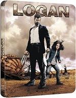LOGAN: THE WOLVERINE BLU-RAY (STEELBOOK)