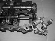 Pompa oleju VW AUDI SKODA SEAT Regeneracja wałka