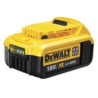 DEWALT DCB182 bateria akumulator 4Ah 18V ORYGINAŁ