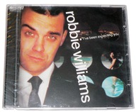 CD - ROBBIE WILLIAMS I've been expecting you folia