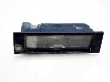 плафон номера регистрационный alfa romeo 166 - фото
