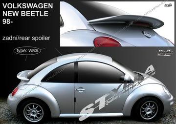 спойлер до vw new beetle coupe 1998 - 2005 - фото