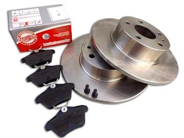 тормозные диски тормозов тормозные колодки зад до alfa romeo 156 147