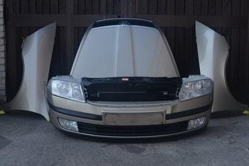 капот бампер крыло фара skoda octavia ii 04-08