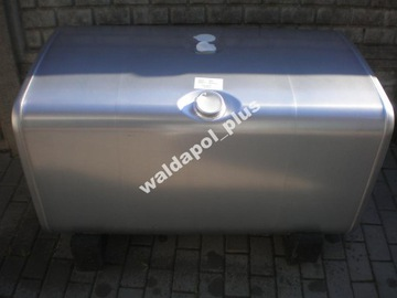 бак топлива scania 500l (2350 netto) aluminio - фото