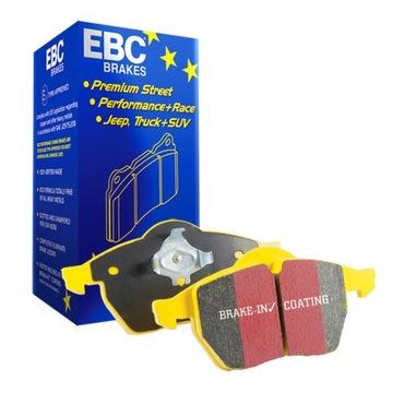 колодки дисковые ebc yellow fiat freemont 2.4 2012-2018 e9
