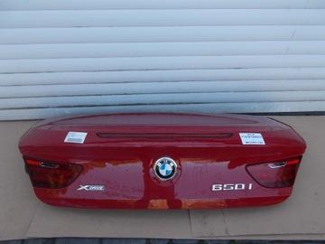 крышка багажника зад bmw f12 f13 imolarot 2 405 - фото