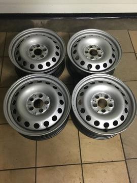 диски стальные mercedes viano v klasa tpms 6.5jx16 - фото