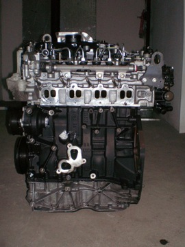 двигатель 2, 0 dci renault trafic m9r 782 - фото