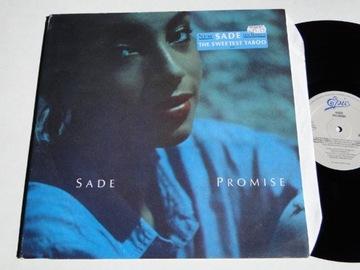 Sade - Promise LP MINT- доставка товаров из Польши и Allegro на русском