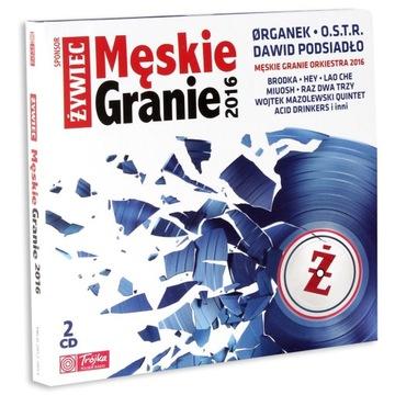 МУЖСКИЕ ИГРЫ 2016 2CD ФОКУС Podsiadło Organek доставка товаров из Польши и Allegro на русском