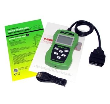 Самый дешевый сканер OBD2 Vscan j.польский от дилера ! доставка товаров из Польши и Allegro на русском