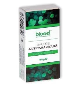 Emulsja antypasożytnicza BIOEEL 25% 60g na świerzb