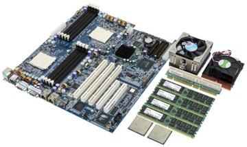 ARIMA HDAMA 2x OPTERON DUAL CORE 8GB DDR COOLER GW доставка товаров из Польши и Allegro на русском