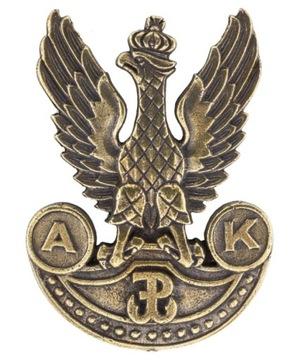 Красивая застежка Армии Крайовой wz. 2 Орел АК доставка товаров из Польши и Allegro на русском