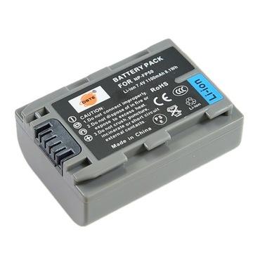 Аккумуляторная Батарея SONY NP-FP50 NP-FP70 NP-FP90 доставка товаров из Польши и Allegro на русском