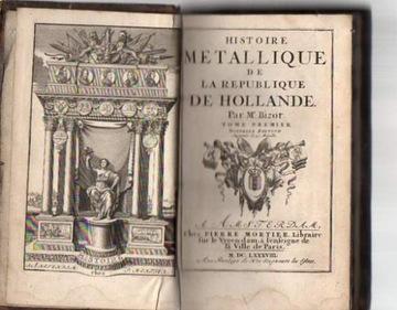 20358 Histoire metallique. Oryginal 1688 !!! доставка товаров из Польши и Allegro на русском