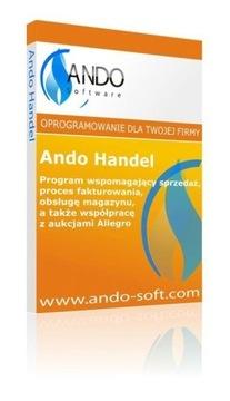 Андо Торговля - программа для выставления счетов, складской доставка товаров из Польши и Allegro на русском