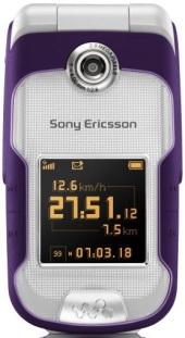 SONY ERICSSON W710i WALKMAN, Фиолетовый доставка товаров из Польши и Allegro на русском