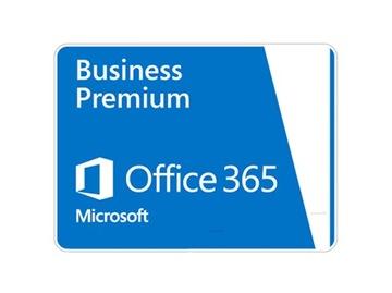Microsoft Office 365 Business Premium 5ШТ для Бизнеса доставка товаров из Польши и Allegro на русском