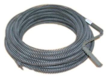 Спираль Пружина канализационная для труб fi20 15м доставка товаров из Польши и Allegro на русском