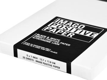 Имаго Direct Positive бумага - Камера-Обскура 5x7 доставка товаров из Польши и Allegro на русском