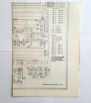 Схема концептуальный Helios TC 400 + Helios ТС 401 доставка товаров из Польши и Allegro на русском