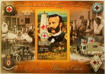 H. Dunant Красный Крест Wybrz.Кости Sl. #CDI13-10 доставка товаров из Польши и Allegro на русском