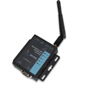 Конвертер RS232 + RS485 в wi-fi /Ethernet USR-W610 доставка товаров из Польши и Allegro на русском