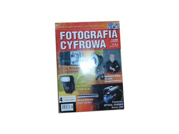 ЦИФРОВАЯ ФОТОГРАФИЯ 7-8/2008 доставка товаров из Польши и Allegro на русском