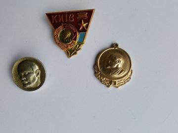(Русские значки Лен) доставка товаров из Польши и Allegro на русском