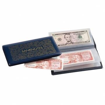 Альбом -Портфолио на банкноты - Numis -Leuchtturm доставка товаров из Польши и Allegro на русском