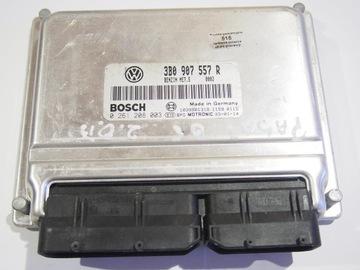 КОМПЬЮТЕР VW PASSAT B5 3b0907557R 0261208003 ЧИСТЫЙ доставка товаров из Польши и Allegro на русском