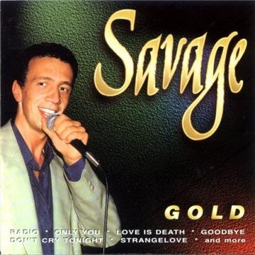 SAVAGE Gold CD доставка товаров из Польши и Allegro на русском