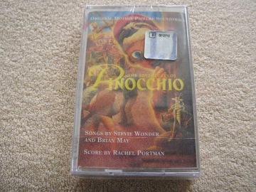Stevie Wonder / Brian May - Pinocchio [MC].K7 доставка товаров из Польши и Allegro на русском