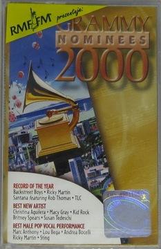 V / A-GRAMMY НОМИНАЦИЯ НА 2000 [кассета] НОВЫЙ ФИЛЬМ доставка товаров из Польши и Allegro на русском