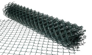 PLOTOVÉ OKNO pozinkované + PVC 3,1 mm, veľkosť ôk 65 LACNO