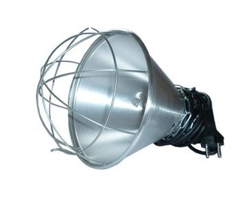 Vykurovacie svetlo montáž radiátor KWOKA Lampa II