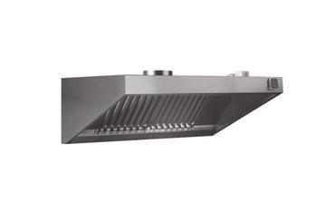 Gastronomická kapucňa 1500x900x400 Turbine Filtre