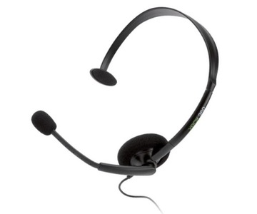 Originálny headset s mikrofónom Headset Xbox 360