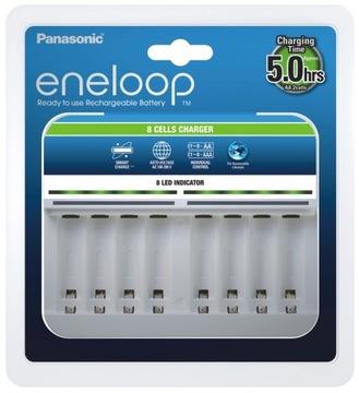 Panasonic Eneloop BQ-CC-63 AAA AA R6 R03 Nabíjačka