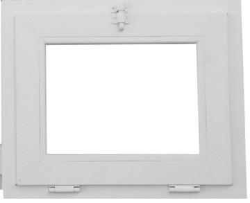 Ekonomický PVC Windows Eventair Piwniczne 600mm