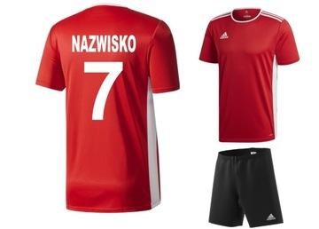 Futbalové oblečenie Adidas s 28cm Print